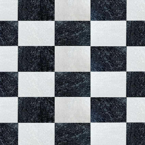 Black and White Checkerboard Studio Backdrop - 2261 - DropPlace
