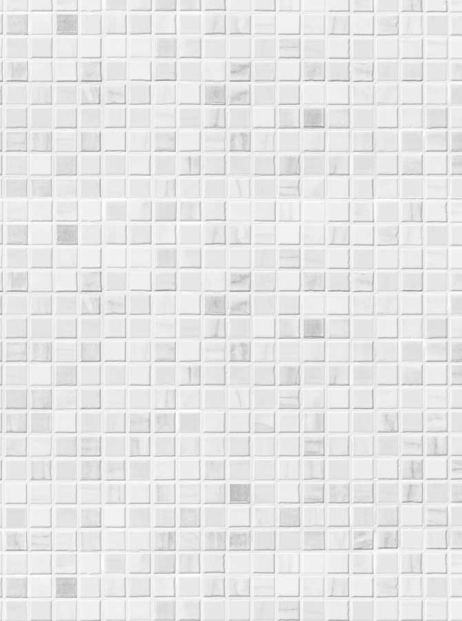 Chalk White Tile Backdrop - 2262 - DropPlace