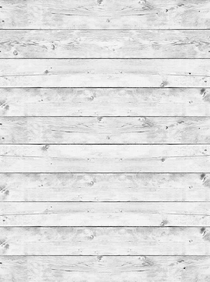 Light White Wash Wood Backdrop - 2270 - DropPlace
