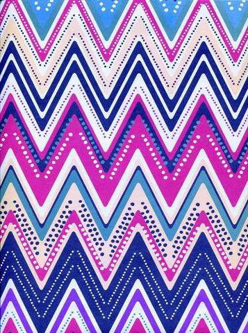 Purple Chevron Backdrop - 2339 - DropPlace