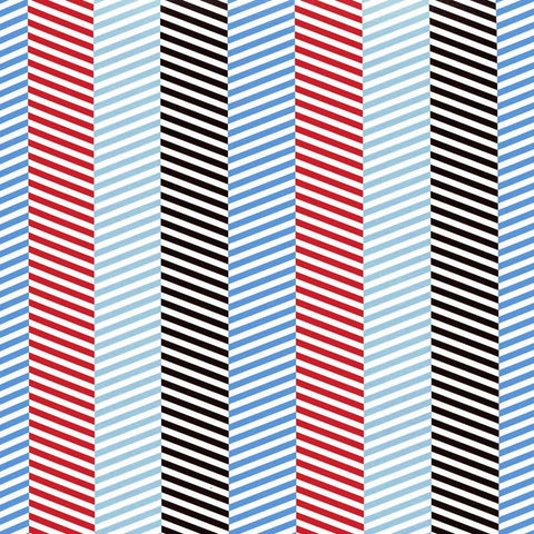 Chevron Stripes Blue Backdrop - 2363 - DropPlace