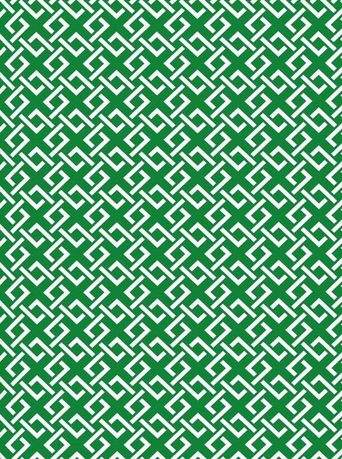 Lattice Pattern Green Backdrop - 2603 - DropPlace