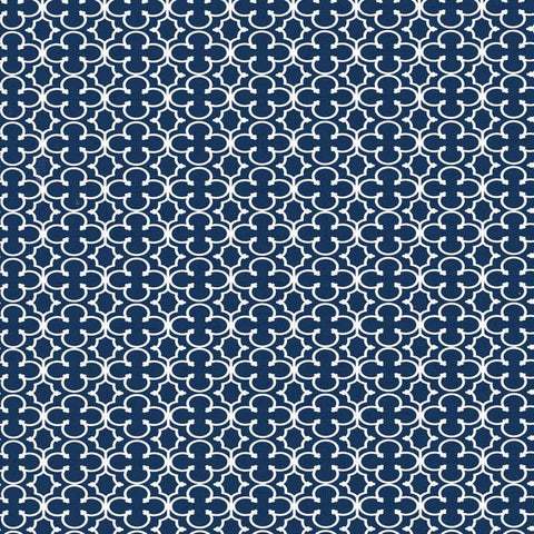 Trellis Pattern Navy Blue Backdrop - 2612 - DropPlace