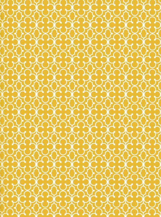 Trellis Pattern Yellow Backdrop - 2616