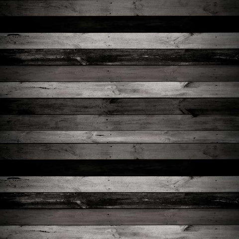 Black Grey White Wood Backdrop - 2747 - DropPlace