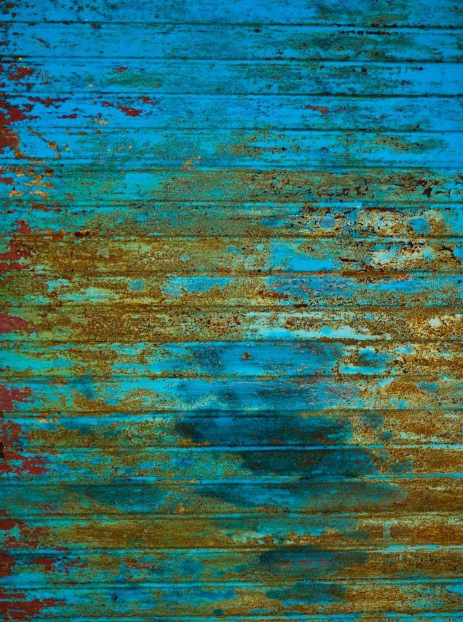 Patina Wood Backdrop - 3428