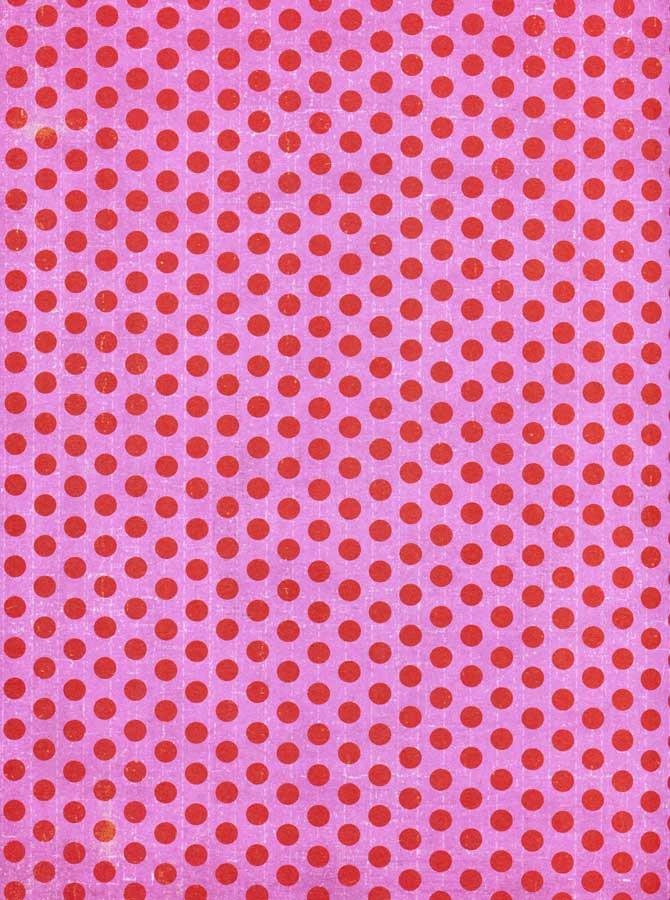 Pink Dots Background - 3540 - DropPlace
