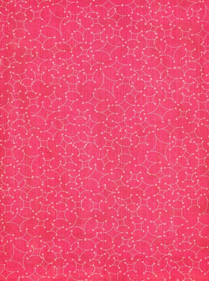 Hot Pink Pattern Backdrop - 3546 - DropPlace