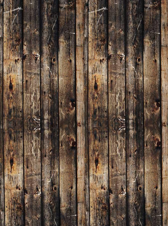 Distressed Wood Backdrop - 4055 - DropPlace