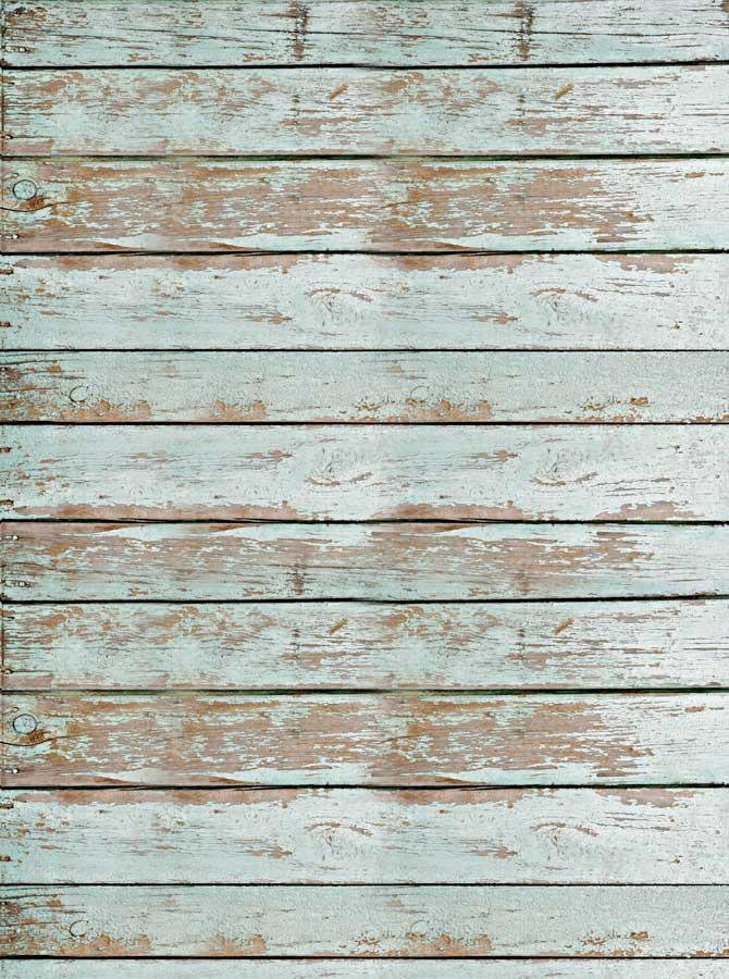 Mint Wood Backdrop - 4108