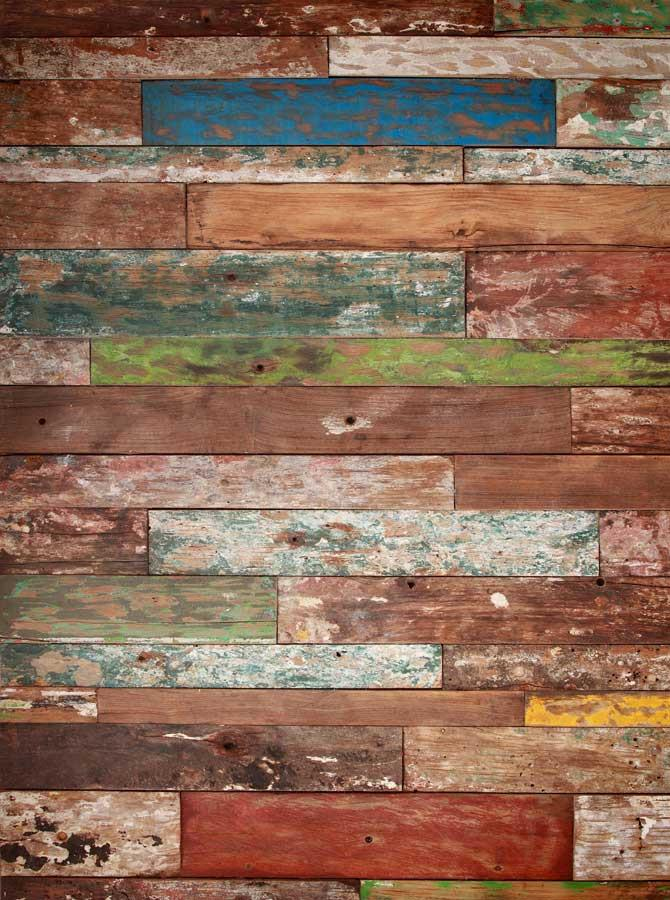 Painted Wood Backdrop - 4298 - DropPlace