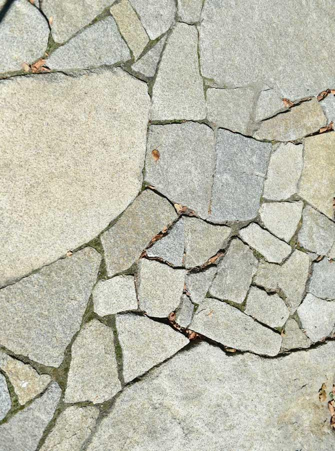 Broken Stone Backdrop - 6055 - DropPlace