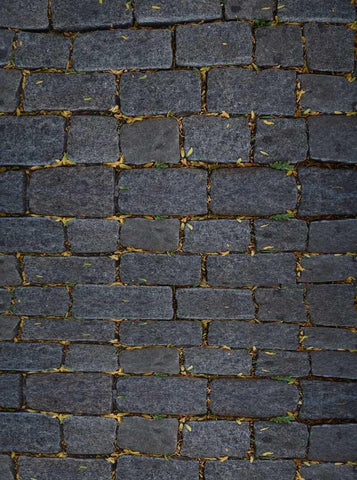 Black Brick Backdrop - 6072 - DropPlace