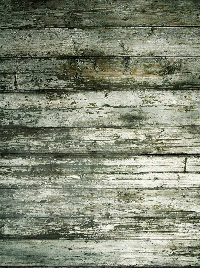 Green Tinted Wood Backdrop - 6147 - DropPlace