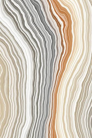 Brown Grey And Tan Marble Printed Backdrop - 6218 - DropPlace