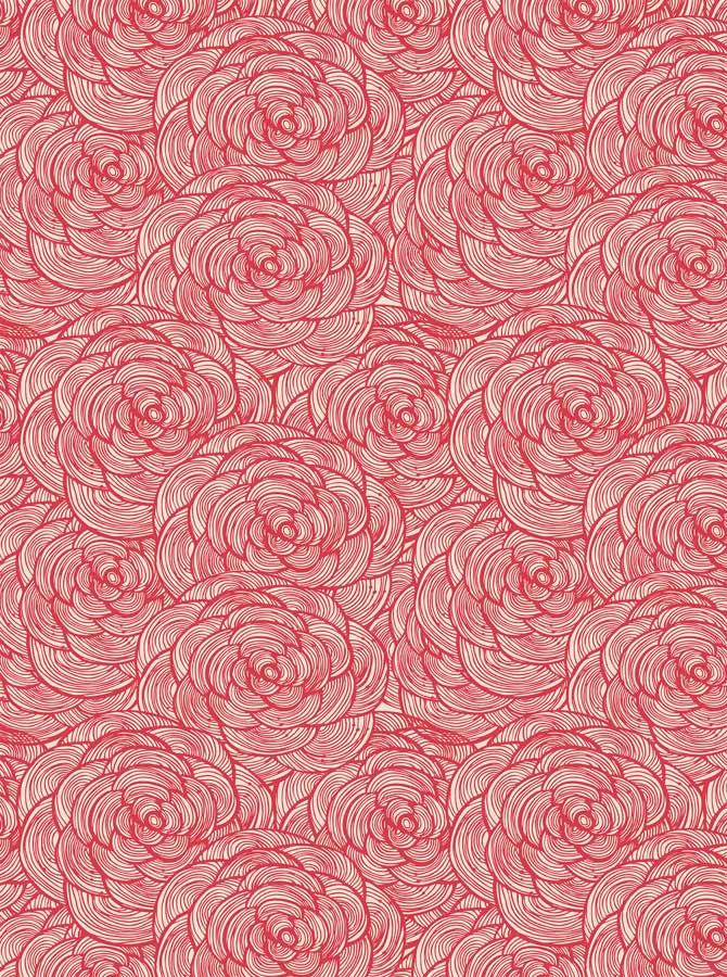 Rose Sprial Pattern Photography Backdrop - 6232