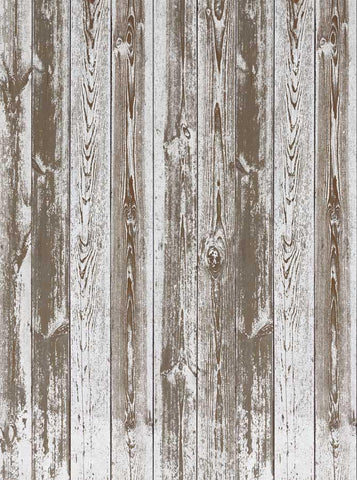 Light Brown Grunge Wood Floor Backdrop - 6306 - DropPlace