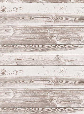 Beige Grunge Wood Floor Backdrop - 6311 - DropPlace