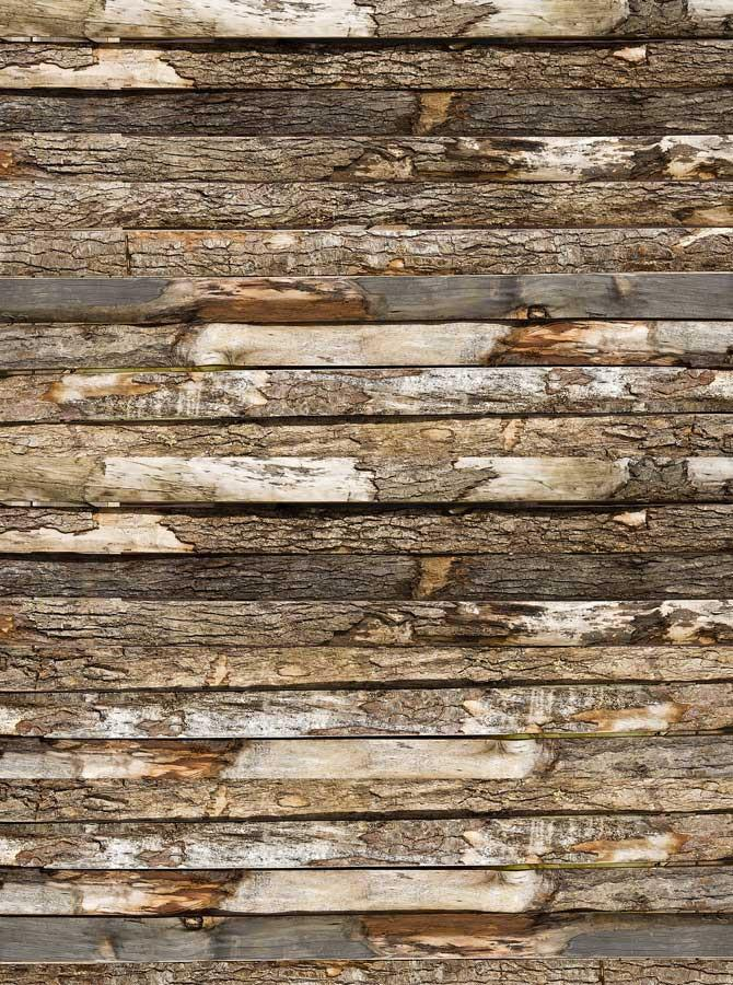Tree Wood Panels Backdrop - 6750 - DropPlace