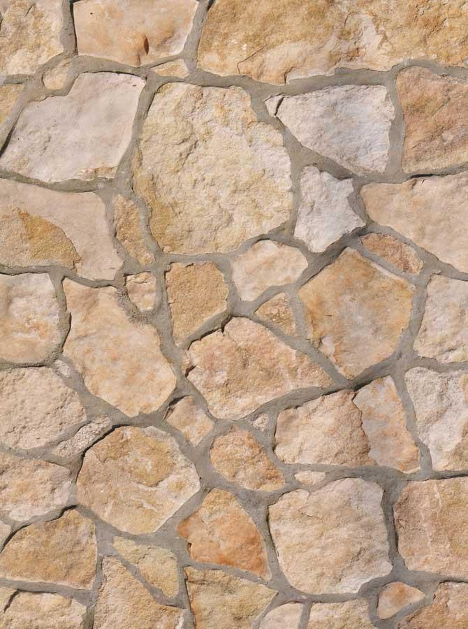 Tan Cobblestone Backdrop - 697 - DropPlace
