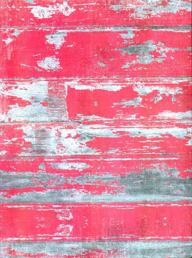 Pink Distressed Wood Backdrop - 7194