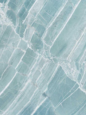 Printed Marble Teal Backdrop - 887 - DropPlace