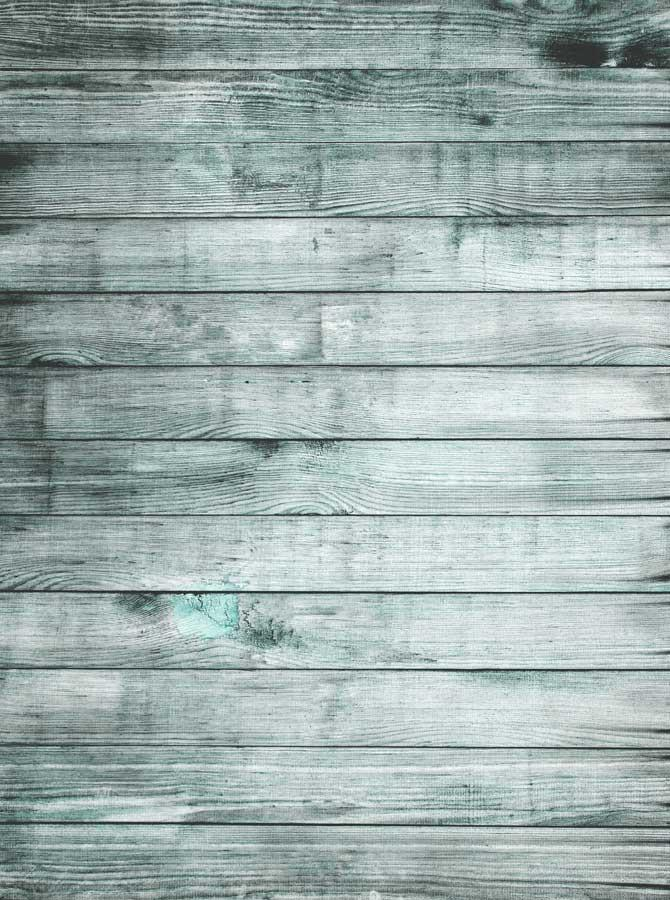 Teal Wood Backdrop - 9005 - DropPlace