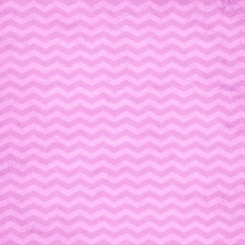 Pink Muted Chevron Backdrop - 9054