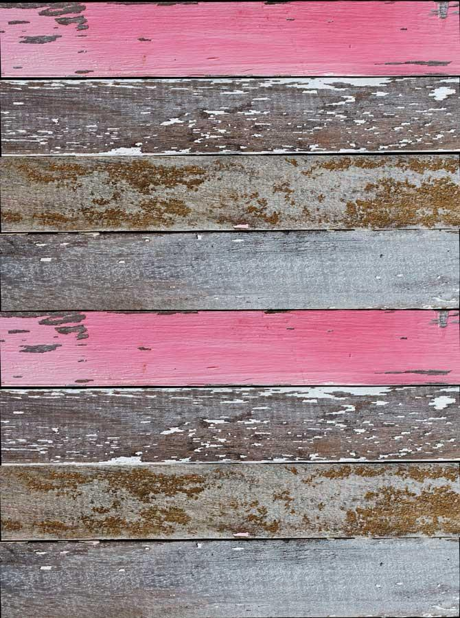 Grunge Pink Brown Grey Painted Photography Backdrop - 9543
