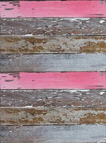 Grunge Pink Brown Grey Painted Photography Backdrop - 9543 - DropPlace