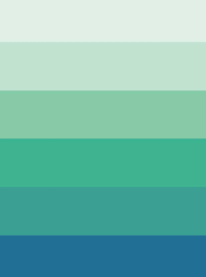 Ombre Teal Linear Backdrop - 9600 - DropPlace