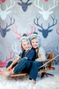 Oh, Deer Photography Backdrop / 6712 - DropPlace