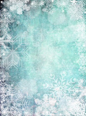 Snowflake Scattered / 7860 - DropPlace