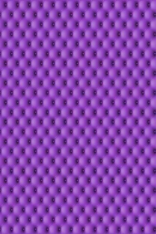 Tufted Purple Photo Background / 504 - DropPlace