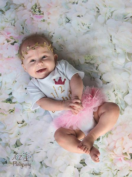 White and Pink Flower Wall Bunched Rose Floral Backdrop / 6105 - DropPlace