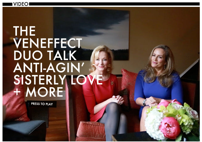 Glossed & Found interviews the founders of VENeffect Anti-Aging Skin Care.