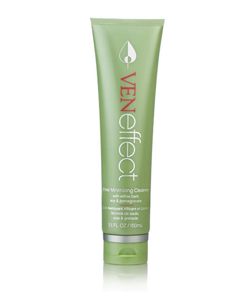 Pore Minimizing Cleanser Plant Based Gentle Cleansing Veneffect