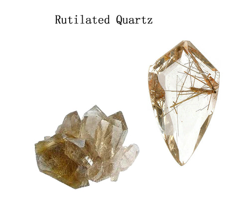 Rutillated Quartz