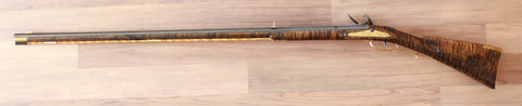 Kibler Colonial Rifle Kit Carved