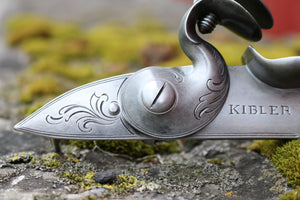 Kibler's Round-Faced CNC English Flintlock -- 3 Week Wait