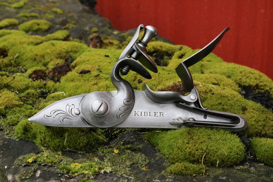 Kibler's Round-Faced CNC English Flintlock