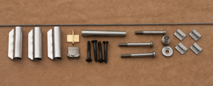 .32 Caliber Southern Mountain Rifle Kit - Add $200 for lock  (2.5 month wait for Kibler Locks)