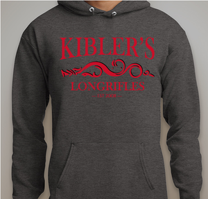 Kibler's Longrifles Hooded Sweatshirt - Tall