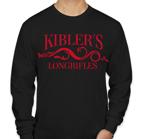 Long Sleeve Kibler's Longrifles T-Shirt