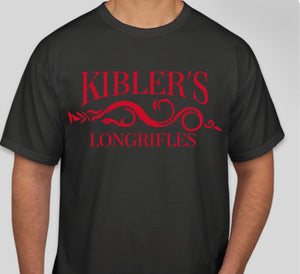 Short Sleeve Kibler's Longrifles T-Shirt