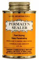 Laurel Mountain Forge Permalyn Sealer