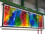 Fused Glass Wall Art