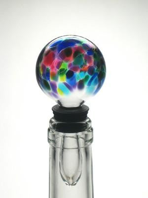 Rainbow Bottle Stopper