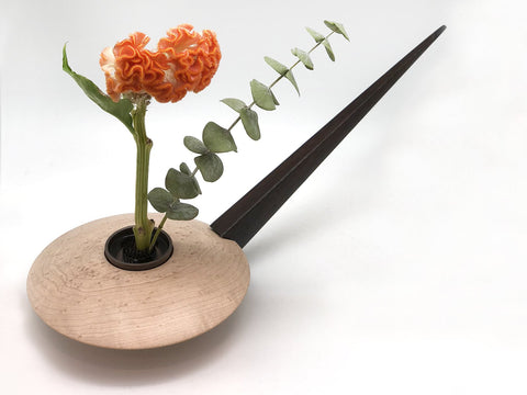 Physics Wood Ikebana