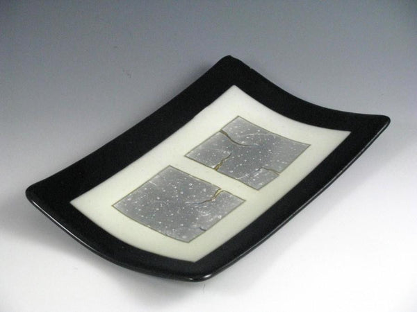Silver Square Platter